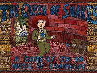 巨蛇女皇(The queen of snakes)