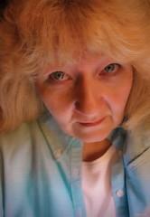 Blue Oxford (Caroline.32) Tags: blue selfportrait cannon selfie oxfordshirt cmwdblue eosrebelt3