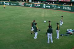 P1000663 (celeste_mer) Tags: 棒球 台南棒球場 2009年