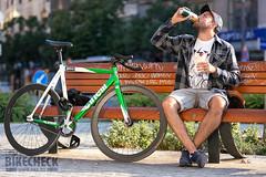 Viktor  Cinelli Mash (fixamag) Tags: bicycle ant lola gear bolt fixed miche mash advanced cinelli primato fixa bikecheck