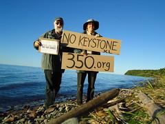 Draw a line across lake Superior! (350.org) Tags: change keystone sands xl climate tar drawtheline 350org 350ppm keystonexl