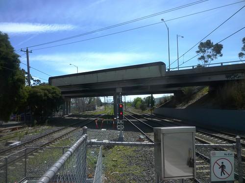 Albion Station - Ballarat Road Overpass