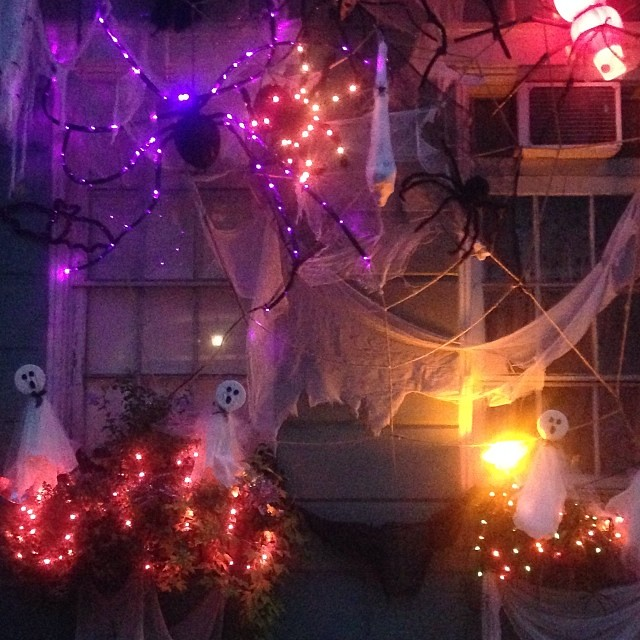 #creepy #nola #frenchquarter #halloween