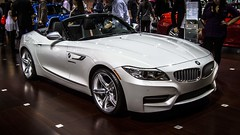 2014 BMW Z4 LA Auto Show (richcz3) Tags: canon losangeles autoshow turbo porsche mercedesbenz jaguar southerncalifornia audi twinturbo laautoshow lexus sportscars conceptcars 2014 losangelesautoshow 2013 porshe911 canon7d