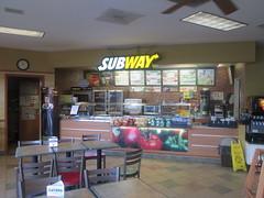 Subway (Random Retail) Tags: ny subway restaurant store friendship 2013