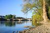 """Die alte Brücke in die Schweiz <a style=""""margin-left:10px; font-size:0.8em;"""" href=""""http://www.flickr.com/photos/110270748@N06/11140028454/"""" target=""""_blank"""">@flickr</a>"""