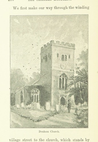 Image taken from page 208 of 'The Chiltern Hundreds. ... Illustrated by the author'