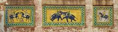 (яızωαи) Tags: city pakistan architecture work tile hall fort muslim mirrors elephants lahore oldcity glazed walled lahorefort mughal kingspavilion sheeshmahal لاہور قلعہ شاہی