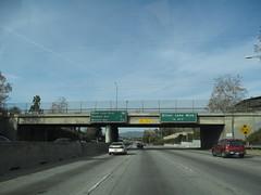 US Highway 101 - California (Dougtone) Tags: california road sign la losangeles highway route freeway shield elcaminoreal expressway us101