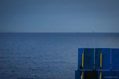 Nos siguen (SantiMB.Photos) Tags: barcelona sea españa geotagged mar mediterranean ships tamron 18200 esp mediterráneo cataluna bogatellbeach 2tumblr geo:lat=4128812620 barchos vacaciones2012 2blogger geo:lon=229064941