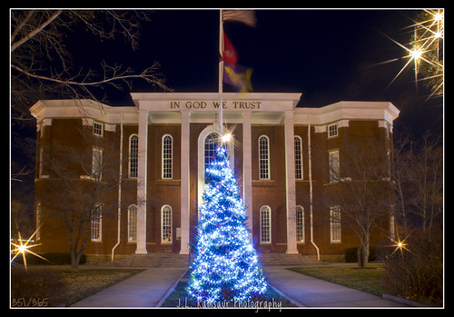 351/365 - Christmas Time in Putnam County, TN