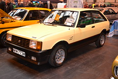 Talbot Sunbeam TI - 1980 (jambox998) Tags: birmingham cream ti sunbeam talbot nec