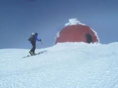 Scialpinismo Majella - Rava della Giumenta Bianca