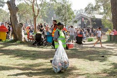 cw2a9920 (Aunty Meredith) Tags: workers recycling meredithmusicfestival mmf2013