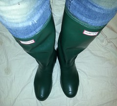 GrnH_122 (Lisban2009) Tags: soft wellies rubberboots gummistiefel