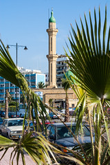 Minaret (Dr. Harout) Tags: lebanon minaret sony islam religion streetphotography mosque liban sunni sidon sayda dslra100 sal1870 stphotographia