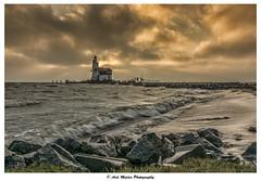 The Horse of Marken (jazzmatezz) Tags: lighthouse holland nederland thenetherlands vuurtoren ijsselmeer volendam edam hetpaardvanmarken zaanstreekwaterland thehorseofmarken dsc9817januari29 2014version4
