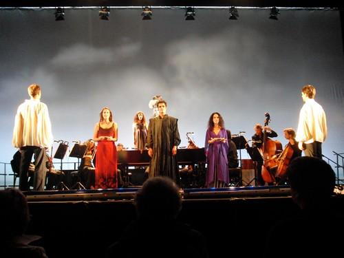 Castor et Pollux de Rameau avec Ausonia au Festival de Bremen et Reinoud Van Mechelen, Eugénie Warnier et Arnaud Richard