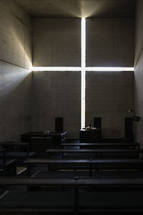 Church of the Light (6) (evan.chakroff) Tags: church japan osaka 1998 1989 ibaraki ando tadao sundayschool ksa churchofthelight osakaprefecture evanchakroff chakroff 19891998 ksajapan2013 tadaoando1989