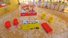 Hello Kitty Rement Stamp set