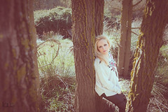 Breathing Sunday (Llau.S) Tags: trees roses portrait green nature alberi vintage nikon sardinia february ritratto d800 sundayafternoon 2014 lauraserra