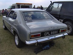 Chasewater Car Show 2011 (ukdaykev) Tags: show ford car capri classiccar chasewater 2011 mk1 cpl999h