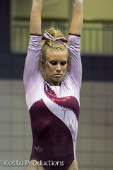 Brittainy Johnson - Beam (Erin Costa) Tags: ladies college tx kitty arena gymnast gymnastics lions tumble denton twu magee centenary lindenwood