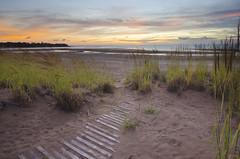 casual (SamCreek) Tags: ocean sunset sea seascape beach clouds landscape sand nikon sigma darwin cloudporn sigma1020 casuarinabeach d7000 cloudsstormssunsetssunrises