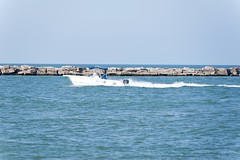 Fish Tales (Ray Horwath) Tags: gulfofmexico boats nikon texas gulf porta tamron portaransas gulfcoast shipchannel mustangisland horwath tamronlens coastalbend d700 texascoastalbend rayhorwath corpuschristishipchannel tamron28mm300mmlens
