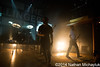 The Dillinger Escape Plan @ The Crofoot Ballroom, Pontiac, MI - 04-10-14