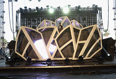 "Dillon Francis ""The Gary"" (vsquaredlabs) Tags: john unitedstates lofi animation coachella 8bit visuals mapping visualart federico experiential thegary vellovirkhaus rukescom projectionmapping dillonfrancis music