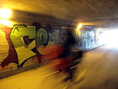 (neppanen) Tags: streetart suomi finland graffiti helsinki tunnel dirty tunel pingu tengu fel stus aom tunneli hsb ckr usip alikulku discounterintelligence sampen ldak