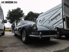 Ferrari 330 GT 2+2 Series 2 '66 (GonzaloFG) Tags: detail slr ford chevrolet car sport skyline honda spain italia nissan evolution ferrari camaro mclaren enzo bmw gto jaguar mustang m3 ducati audi lamborghini rs m6 m5 challenge avant v8 rs2 spotting s2000 e30 nsx gallardo amg drifting rs4 typer gtr trackday murcielago etype quattro gt40 f40 r8 f12 rs6 v12 f50 cosworth nismo e46 r34 e36 berlinetta superleggera 458 899 m3csl desmosedici panigale ftype 275gtb rs3 e92 worldcars circuitodeljarama stralade m235i