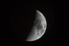 Moon (Nikolay19) Tags: moon night canon celestron c70 450d