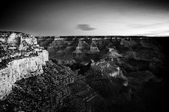 First Light (lukemarkof) Tags: light shadow arizona usa sunlight white holiday black art classic america canon dark giant fun happy exposure day play view outdoor grandcanyon style az funky special exotic depth interest challenging 2015 60d