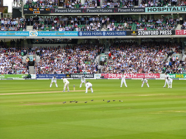 England vs India, Day 1, 5th Test, The Oval