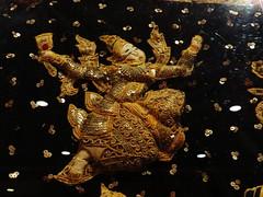 Persian Tapestry, Gobelin Universe (3), Tadj Mahal, Atlantic City (lotos_leo) Tags: art persian arte embroidery kunst tajmahal textile atlanticcity universe lahore tapestry shahjahan mughal tapiz gobelin goldwork mughalera   tadjmahal    atma    gobelin3
