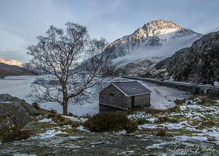 6/52 Winter In Snowdonia (Explore 09/02/15)