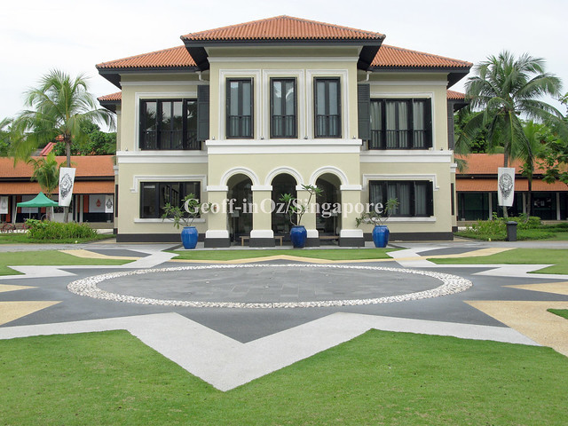 Sultans Palace - Istana Kampong Gelam (fmr), Kampong Gelam, Singapore (#01)