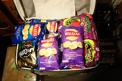 Crisps! (bellaphon) Tags: crisps snacks walkers monstermunch mccoys