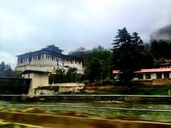 The kingdom of Bhutan!