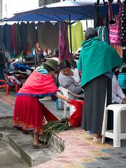 Otavalo markt (Eerika Schulz) Tags: ecuador market markt otavalo