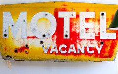 Neon (James_D_Images) Tags: old red white broken lamp sign yellow price vancouver vintage store rust neon antique britishcolumbia tag wear weathered decor repurposed sidelit