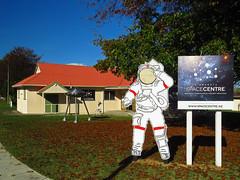Space Jam (jimjiraffe) Tags: moon canon space astronaut exhibit waikato astronomy exploration cosmic spacecentre giantsteps kihikihi teawamutu jimjiraffe sx710hs