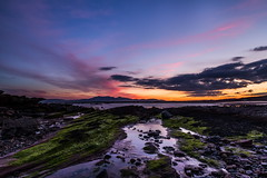 SEAMILL SUNSET (beemer boy) Tags: grad ze distagon leefilters 06nd ayrshirecoast zeisst1835 ditagont3518