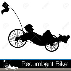 Recumbent Bike (Beasts in Jungle) Tags: blue white man black art wearing bike bicycle wheel silhouette horizontal illustration race design three ride graphic symbol pedaling flag text helmet banner racing clip wheeled clipart reclining outline rider vector recumbent isolated element reclined