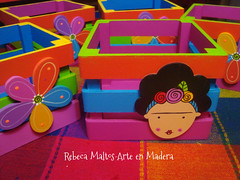 Cajas (rebeca maltos) Tags: color art design artist designer fridakahlo boxes cajas rebecamaltos