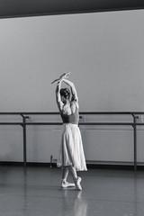 Swan Lake rehearsal, Scottish Ballet (Christina Marie Riley Photography) Tags: ballet lake david art work scotland dance swan ballerina martin dancing rehearsal sophie performance arts bethany pointe behind dawson scenes constance pointework kingsleygarner devernay
