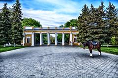 Victory Park (george kain) Tags: spring nikon victory nikkor        nikonlens  nikonforever apark d7000 nikonrussia