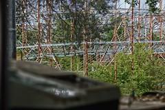 Ticket for the roller coaster (Alessio Pagani) Tags: greenland limbiate rollercoaster montagnerusse ticket biglietto cassa lunapark parcodivertimenti abbandono vuoto milano luoghiabbandonati